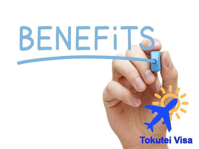 Với visa Tokutei người lao động sẽ được hưởng nhiều quyền lợi hơn