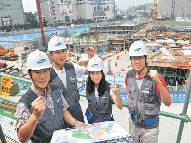 Thực tập sinh đi xuất khẩu lao động Nhật Bản ngành xây dựng cũng là một nhóm đối tượng được cấp visa Tokutei Ginou 1