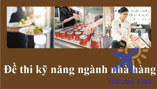 de-thi-ky-nang-nganh-nha-hang